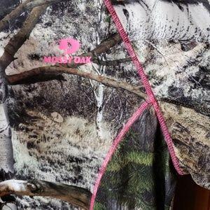 Mossy Oak Other - NWT 1/4 Zip Mossy Oak Pullover